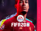 FIFA 20 Cover-Star Virgil van Dijk